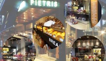 """NEO κατάστημα """"PIETRIS"""" στους Αγίους Θεοδώρους Ν.Κορινθίας"""