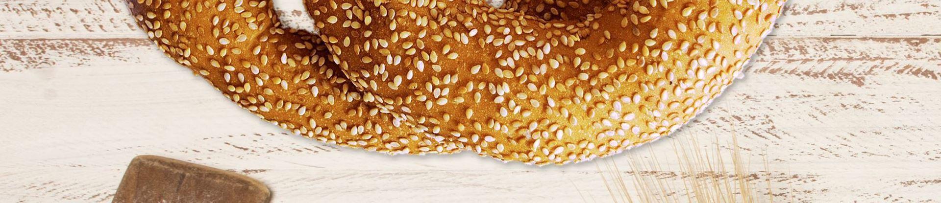 Εικόνα από Κουλούρια Θεσσαλονίκης - Κριτσίνια - Φυτίλια - Φρυγανιές - Ψωμί τοστ