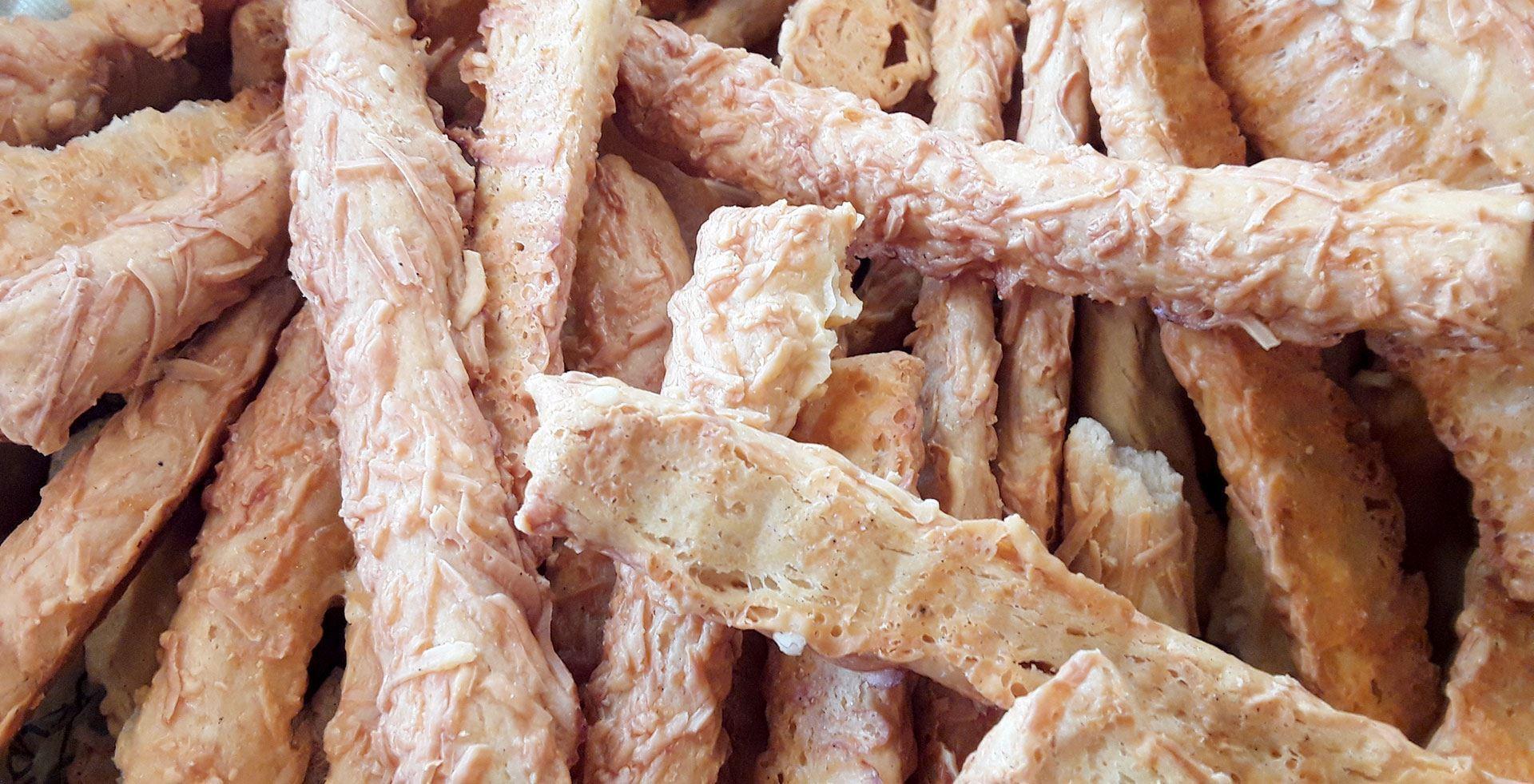 Κριτσίνια τυριού