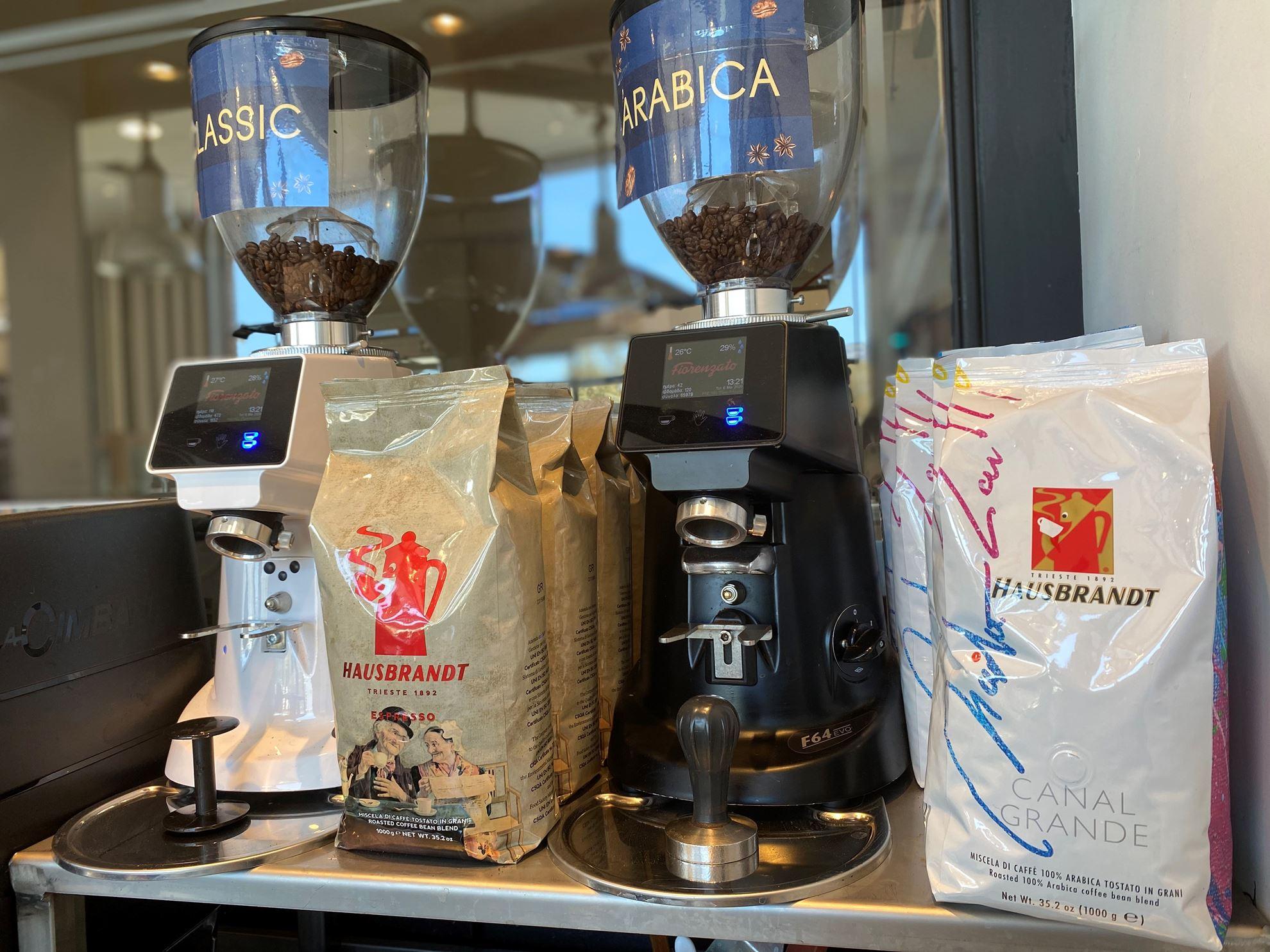 Η συνεργασία του Ομίλου Πιέτρης με τον καφέ Hausbrandt είναι γεγονός!