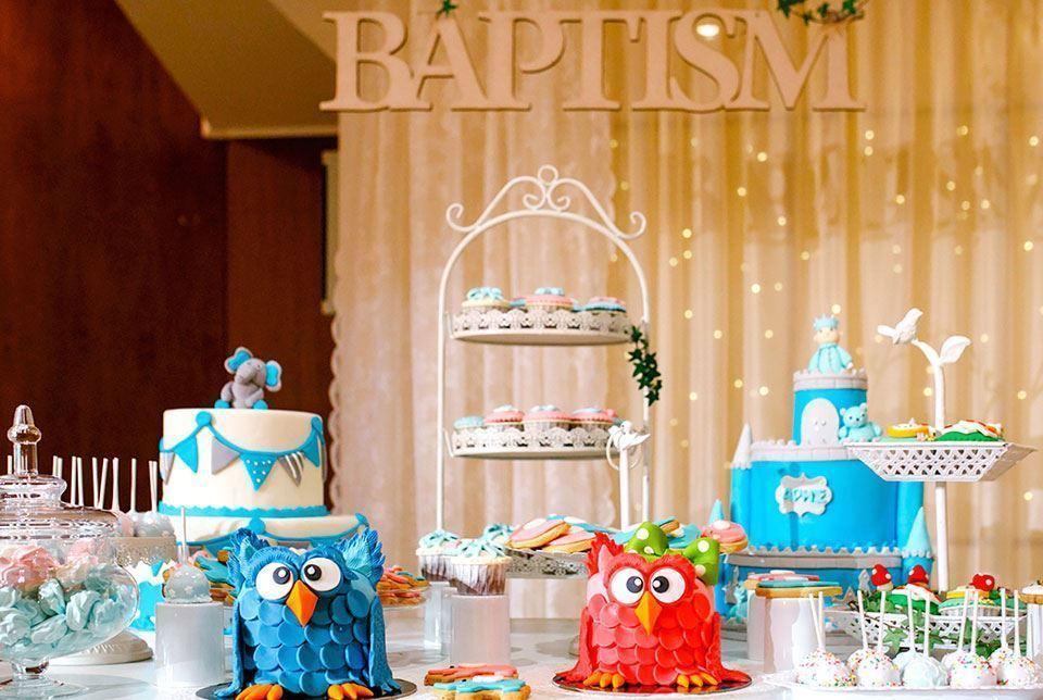 Εικόνα για την κατηγορία Γλυκά Βάπτισης